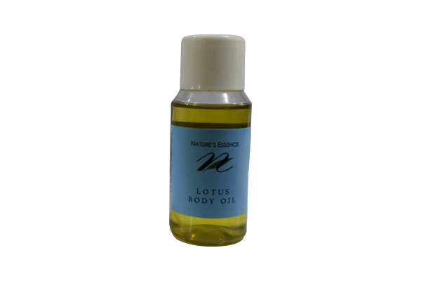 Nature's Essence Lotus Body Oil