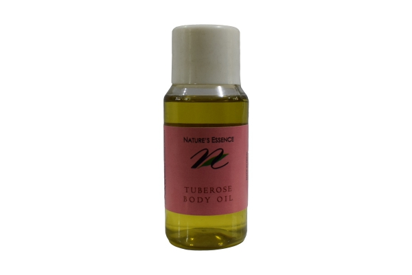 Nature's Essence Tuberose Body Oil