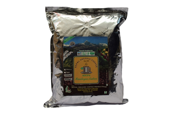 Himalayan Arabica Premium Dark Roasts Coffee Beans